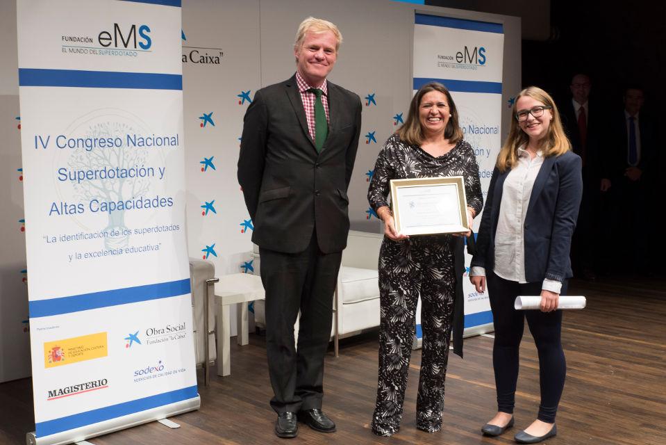 Premio Alyanub Aurora Rubio