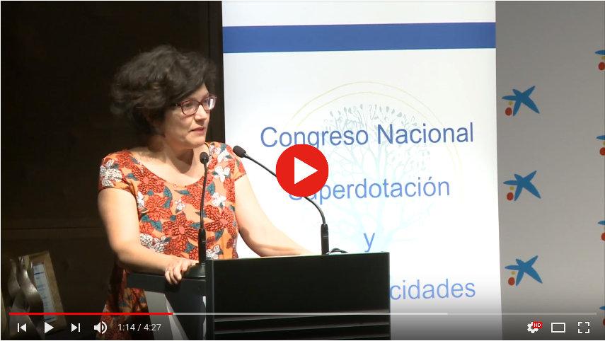 Isabel Fuentes La Caixa