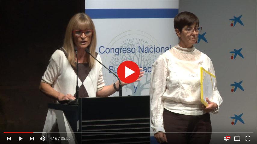 María Jesús Ordás V Congreso